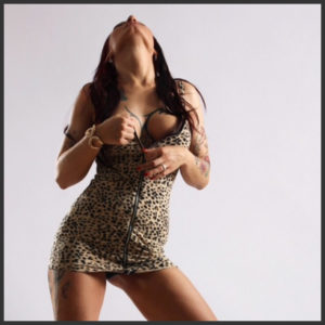 Stripperin Angelina