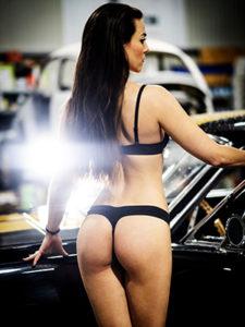 Stripperin Oldenburg Jill