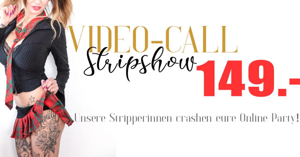Video Call Strip buchen