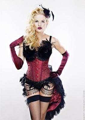 Moulin Rouge Kostüm
