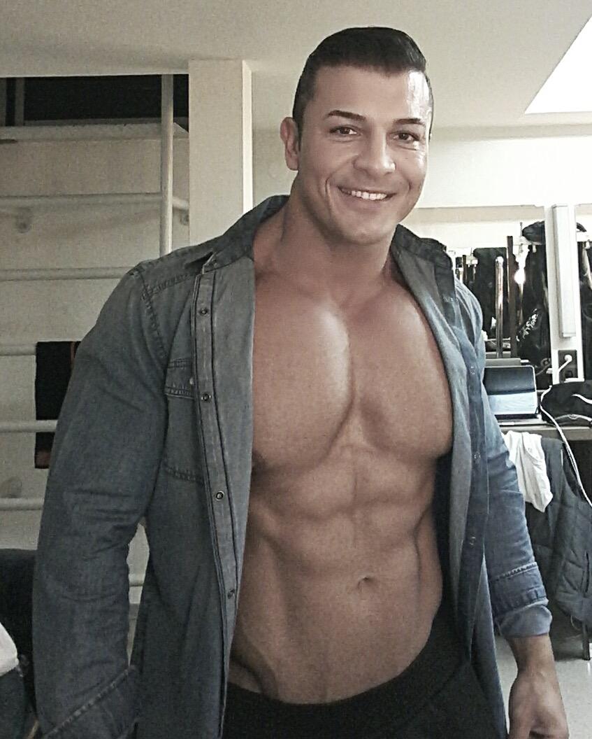 Stripper Hamburg Brandon 4