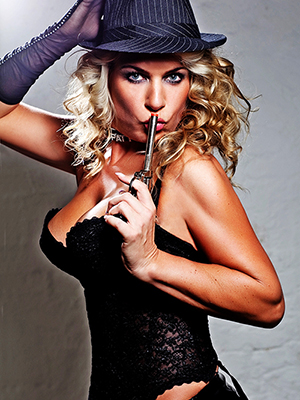 Stripperin Jenny