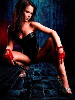 Stripperin Anni