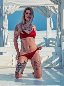 Stripperin Jessica Bremen und Hamburg