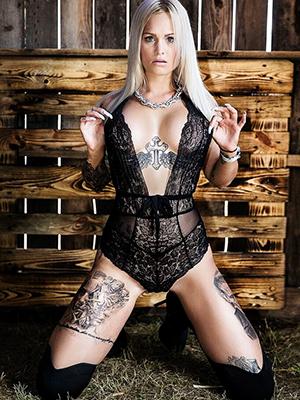 Stripperin Video-Call