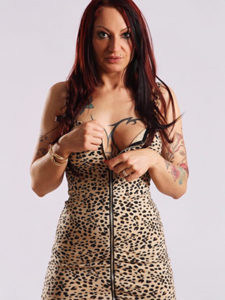 Stripperinnen Angelina